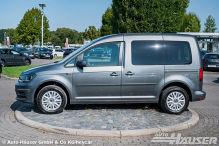 VW Caddy 2.0 TDI SCR BMT Trendline: gebraucht, Preis, kaufen