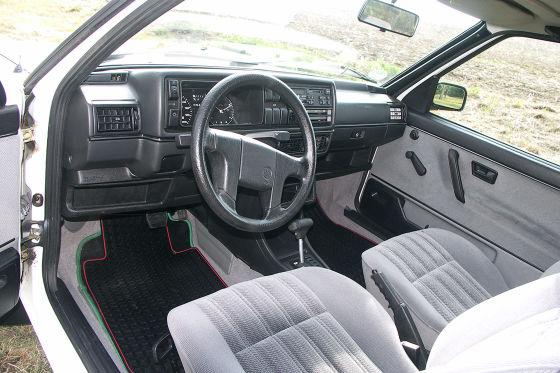 1991er VW Golf 2 im Neuzustand zu verkaufen