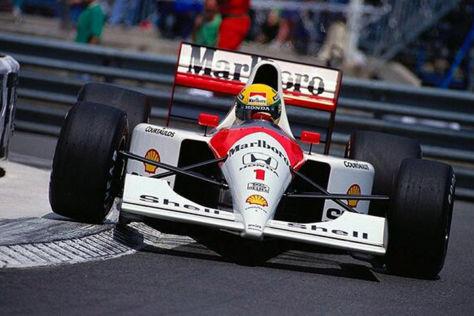 Formel 1: Senna und Alonso im TV