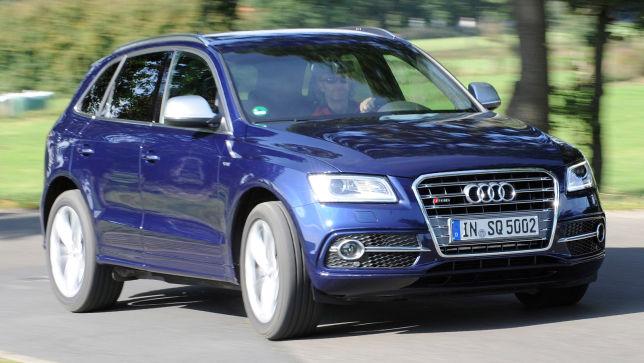 Gepflegter Audi SQ5 mit 313 PS-Diesel zum Schnäppchenpreis