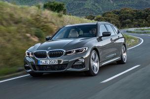 BMW-Modellpflege Herbst 2020