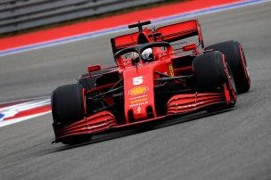 Formel 1: Ferrari-Update