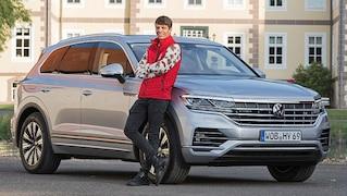 Macht der neue VW Touareg eHybrid den R überflüssig?