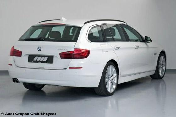BMW 5er Touring mit guter Ausstattung unter 17.000 Euro