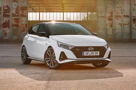 Hyundai i20 N Line (2020): Preis, Marktstart, Motor