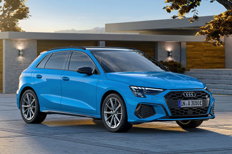 Audi A3 Sportback 40 TFSI e (2020): Neu, Plug-in-Hybrid