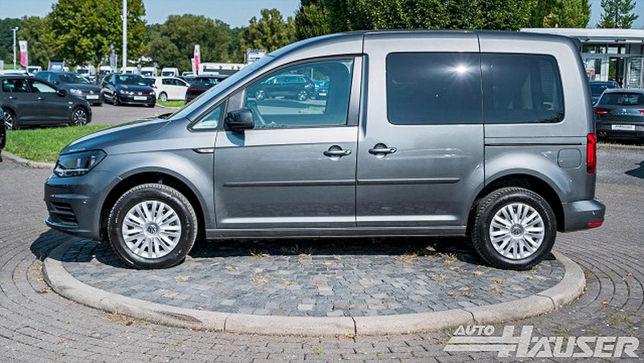 Dieser VW Caddy ist fast neu und bietet einen soliden Preisvorteil