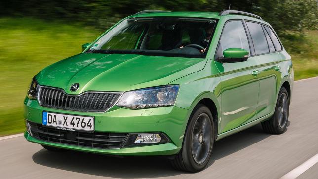 Skoda Fabia mit Euro-6-Diesel unter 6500 Euro