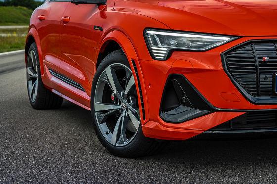 Bei Audi gibt's jetzt neue Scheinwerfer auf Knopfdruck