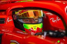 Formel 1: Schumi jr. vor Freitags-Debüt