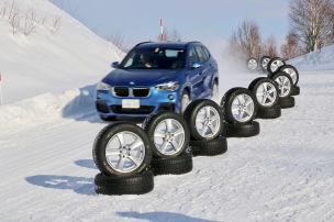 Winterreifen f�r SUVs im Test