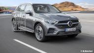 Mercedes GLC (2022): Vorschau