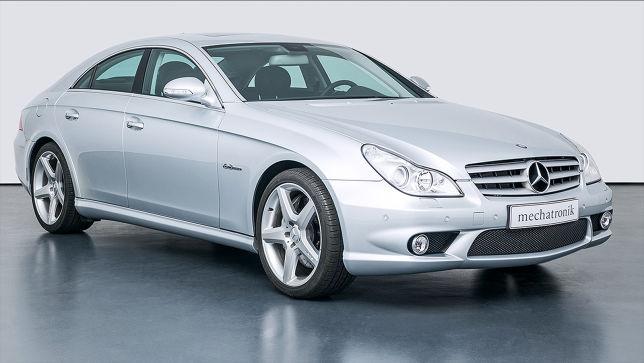 14 Jahre alter Mercedes CLS 63 AMG im Neuzustand zu verkaufen