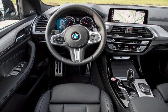 BMW X3 M40d