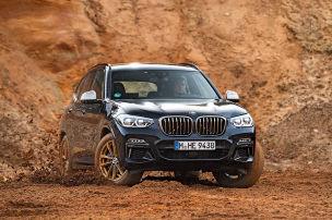 BMW X3 M40d: Dauertest