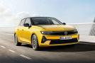 Opel Astra Hybrid.  !!! Embargo 13.7.2021 !!!