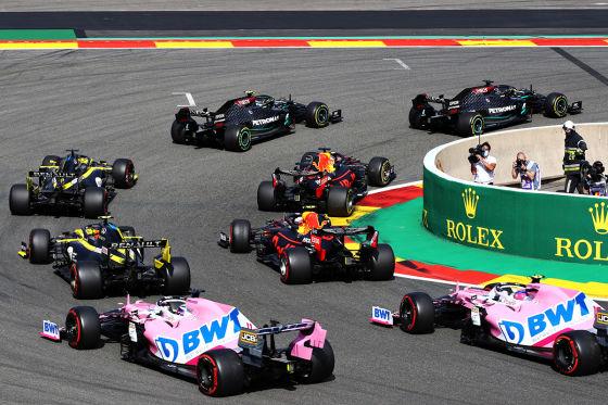 Die Formel 1 hat ein Motorproblem