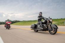 Indian stellt zwei neue Motorr?der vor