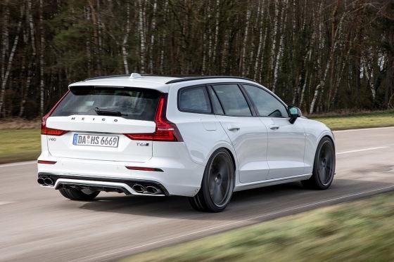 Heico macht die Volvos schneller