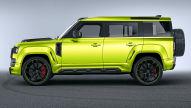 Land Rover Defender: Tuning von Lumma