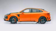 Porsche Cayenne Tuning: Mansory