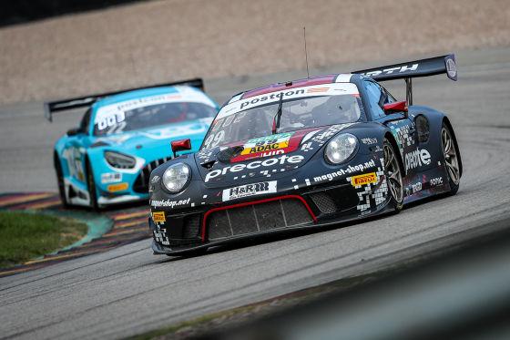 Mercedes-Duo gewinnt am Sachsenring