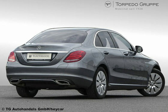 Mercedes C 350 e Avantgarde: gebraucht, Preis, kaufen