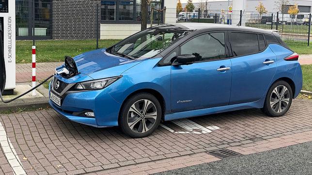 Nissan Leaf: E-Auto im Dauertest
