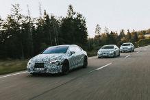 Mercedes EQ: Sechs neue Modelle geplant
