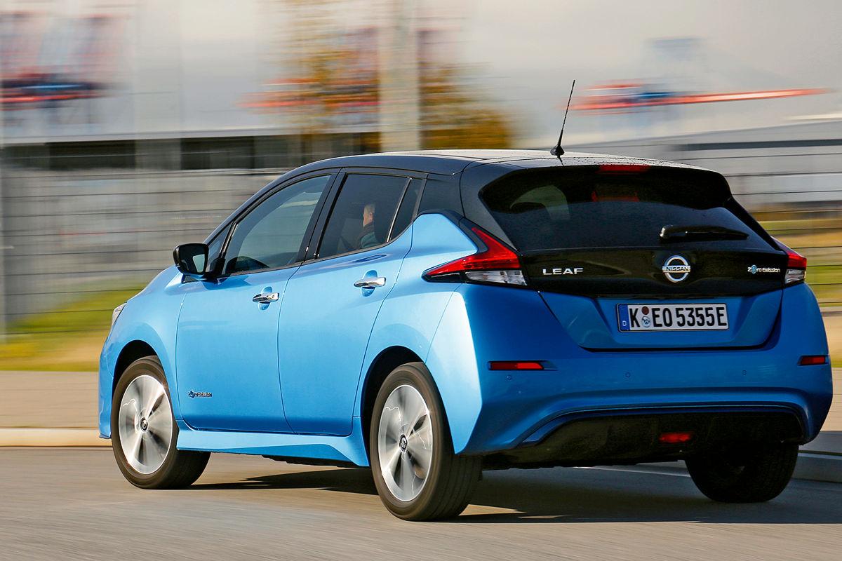 Dauertest Nissan Leaf