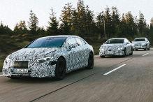 """Mercedes macht """"EQ"""" zur eigenen Modellfamilie"""