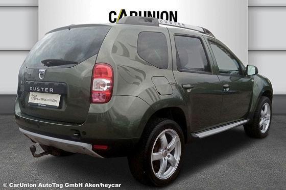 Dacia Duster mit Vollausstattung 10.000 Euro unter Neupreis