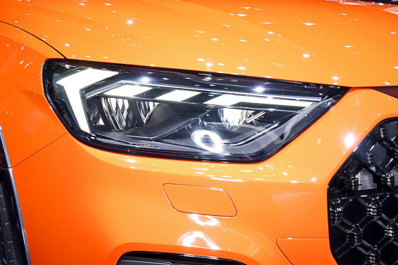 Audi A1 Citycarver Scheinwerfer