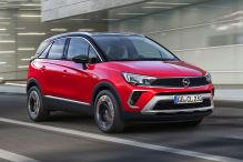 Opel Crossland Facelift (2020): Front, Mokka, Ausstattung, Preis
