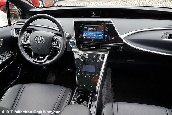 Futuristischen Toyota Mirai mit 40.000 Euro Ersparnis kaufen