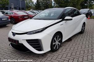 Toyota Mirai mit 40.000 Euro Ersparnis