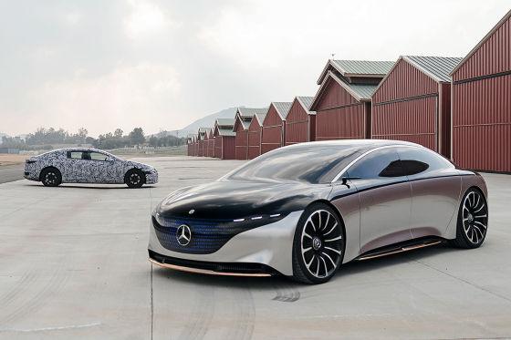 Mercedes elektrifiziert seine Submarken AMG, Maybach und G!