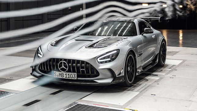Mercedes-AMG GT Black Series: Technik