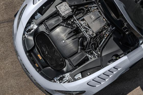 Technik: Dank diesen Maßnahmen wurde der AMG GT zum Black Series