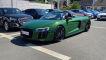 Audi R8 Spyder V10 !! 16:9 !!