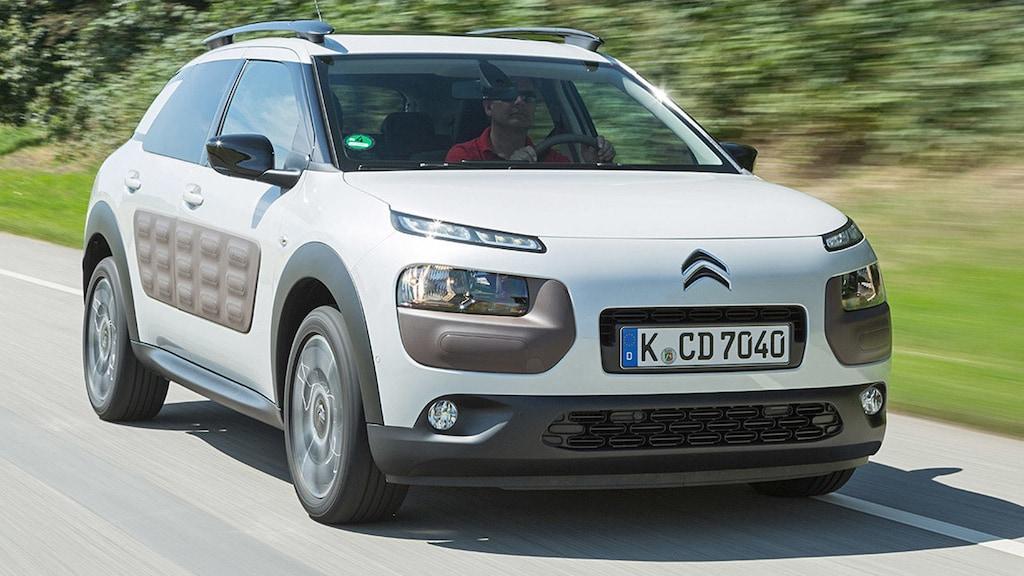Citroën-Markencheck (2020): TÜV-Report