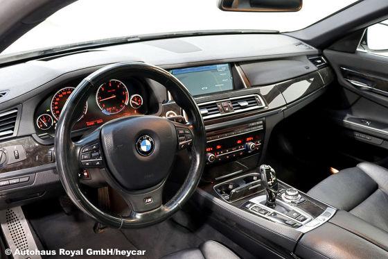 Gepflegter Luxus-BMW mit 313 PS zum Preis eines VW Polo!
