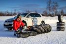 VW Golf GTI - Winterreifen 225/40 R 18 - Test bei Schnee