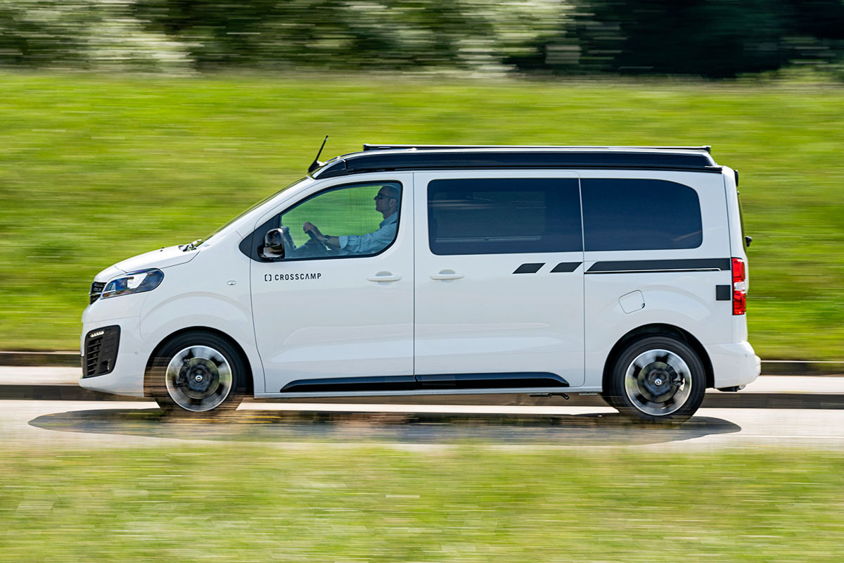 Wohnmobil-Test Mercedes Marco Polo/Crosscamp Life