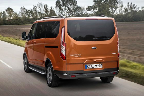 Ford Tourneo Custom Active
