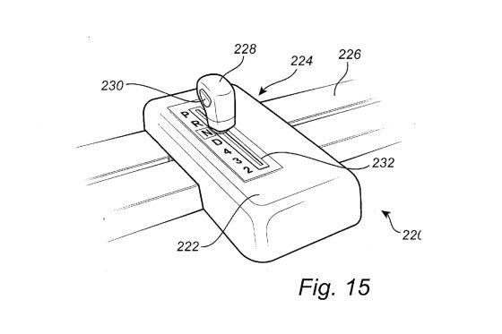 Volvo reicht ein neues Patent ein, bei dem das Lenkrad verschoben wird.