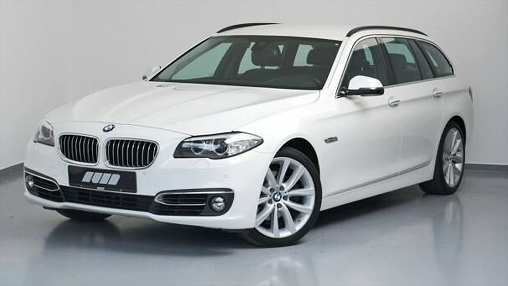 Dieser besondere BMW 520d Touring ist ein Schnäppchen
