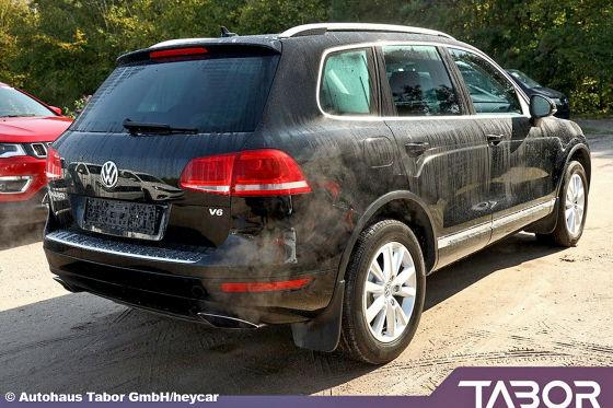 Seltener VW Touareg V6-Benziner für unter 22.000 Euro zu verkaufen