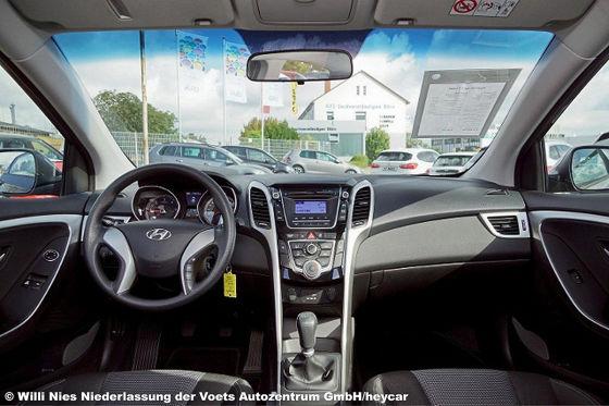 Scheckheftgepflegter Hyundai i30 zum Schnäppchenpreis!