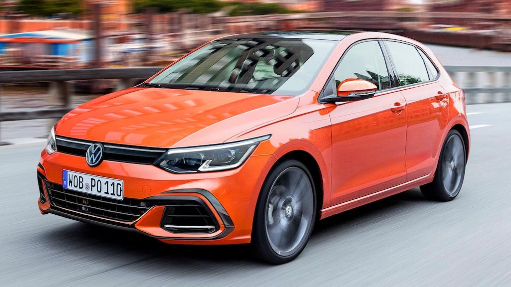 Neue Frische für den VW Polo